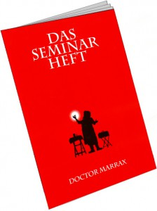 Seminarheft von Doctor Marrax