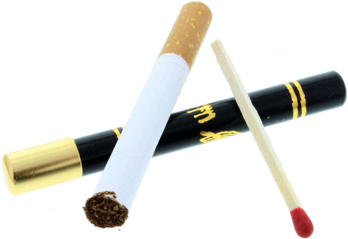 Zigarettenverwandlung