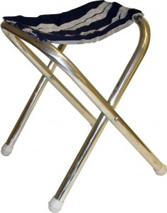 Spring-Hocker / Jumping Stool